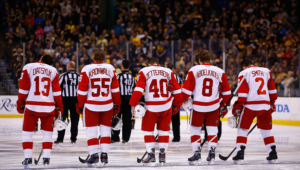 Detroit Red Wings Full Hd