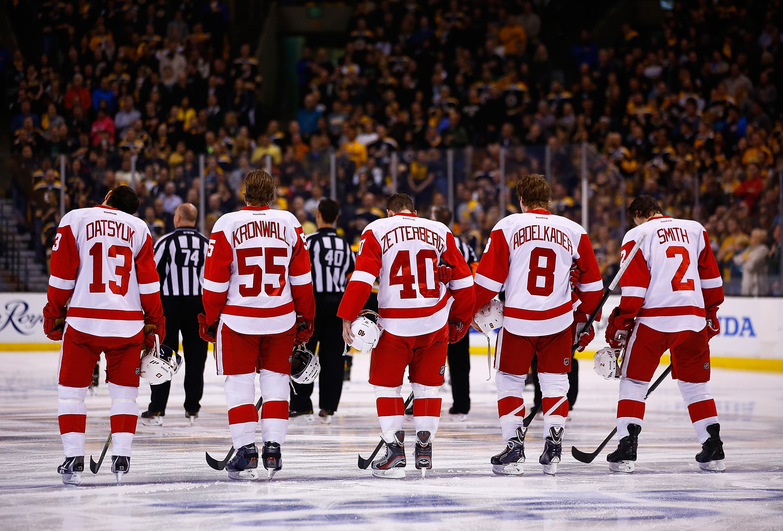 Detroit Red Wings Full Hd