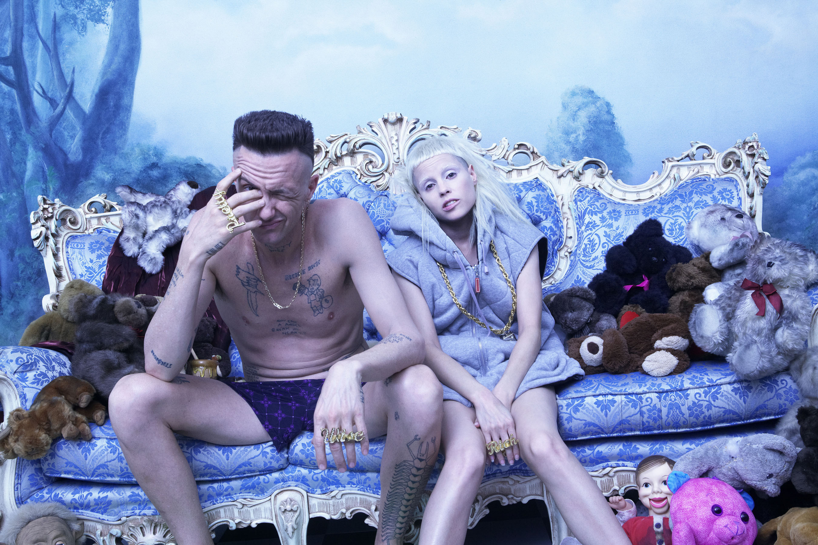 Die Antwoord Pictures