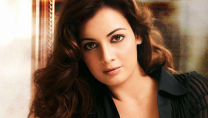 Diya Mirza Widescreen
