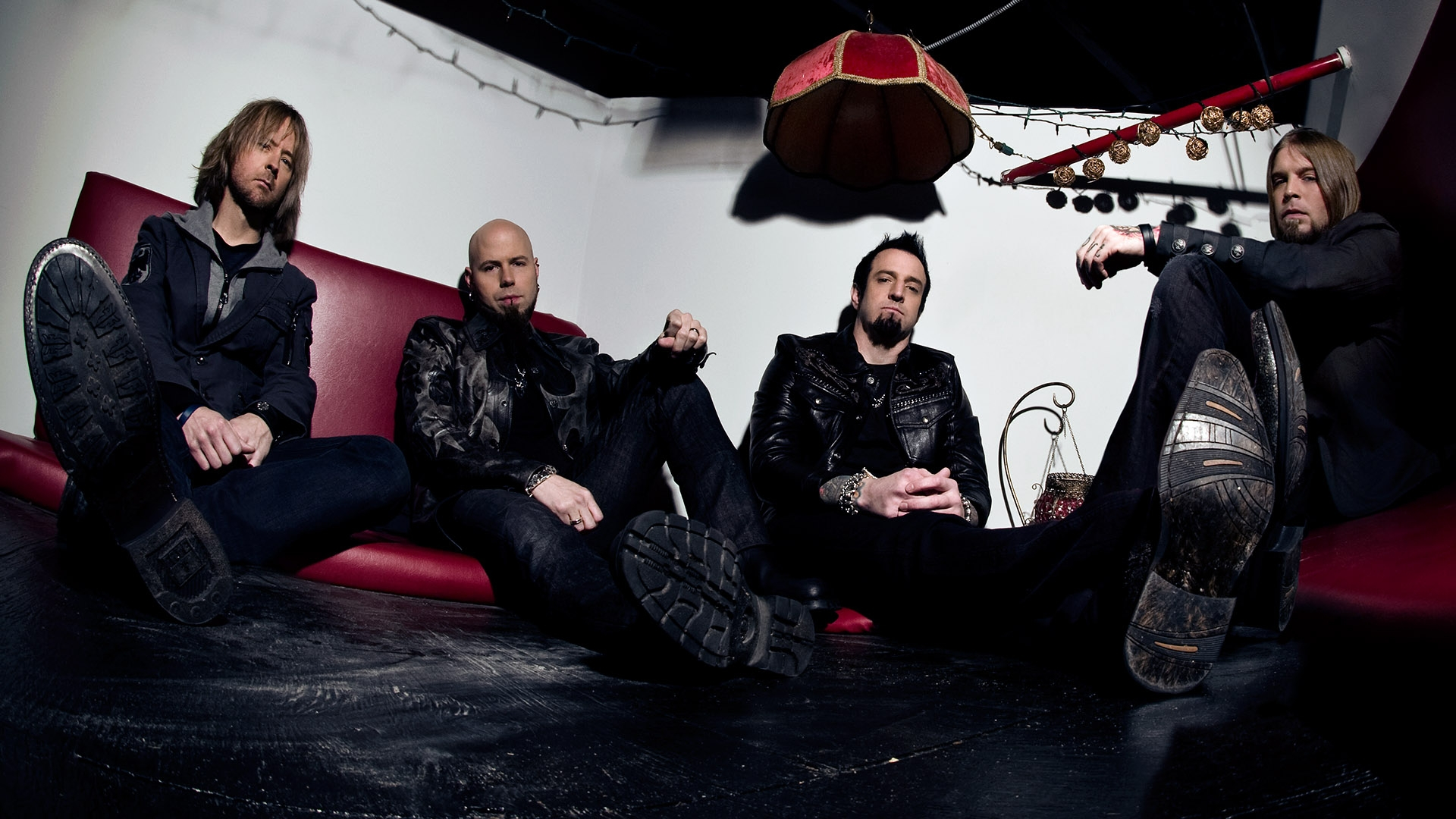 Drowning Pool Background