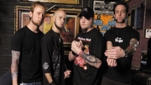 Drowning Pool Photos