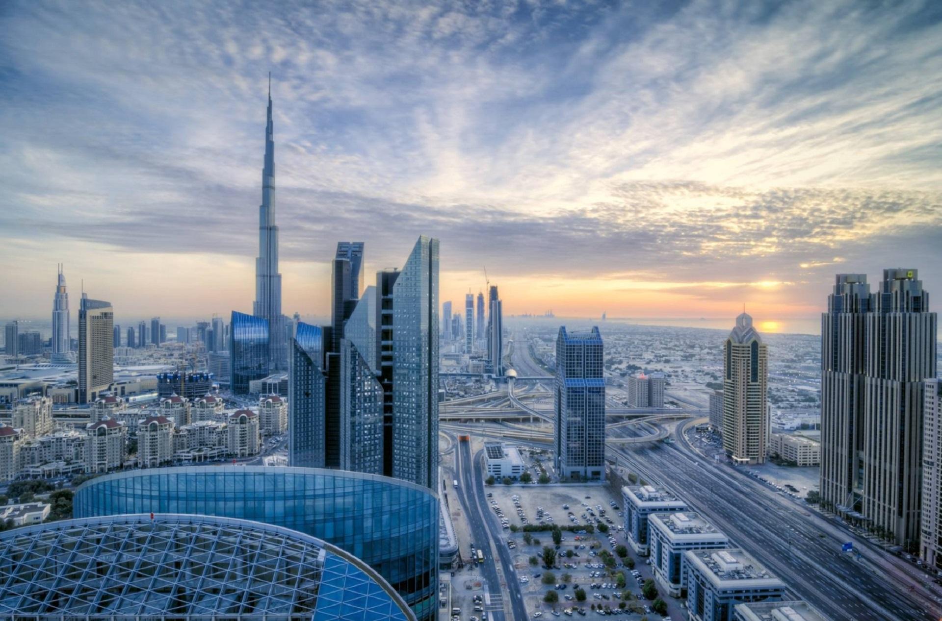 Dubai 4k