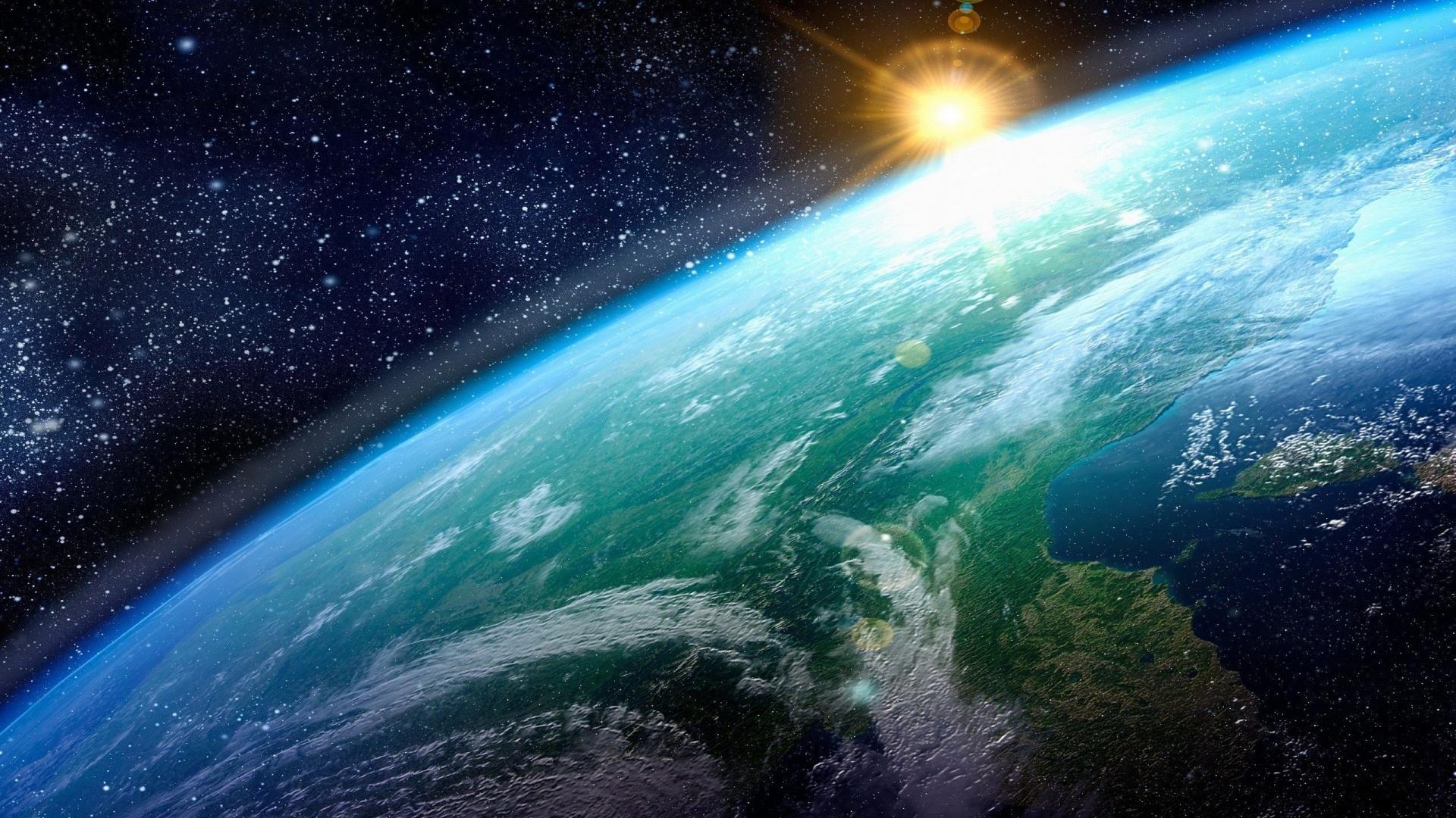 Earth Widescreen