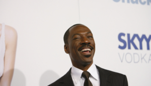 Eddie Murphy Background
