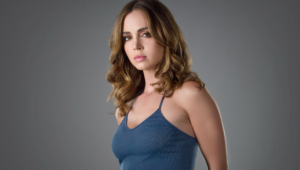 Eliza Dushku Desktop Wallpaper