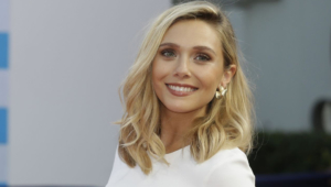 Elizabeth Olsen High Definition