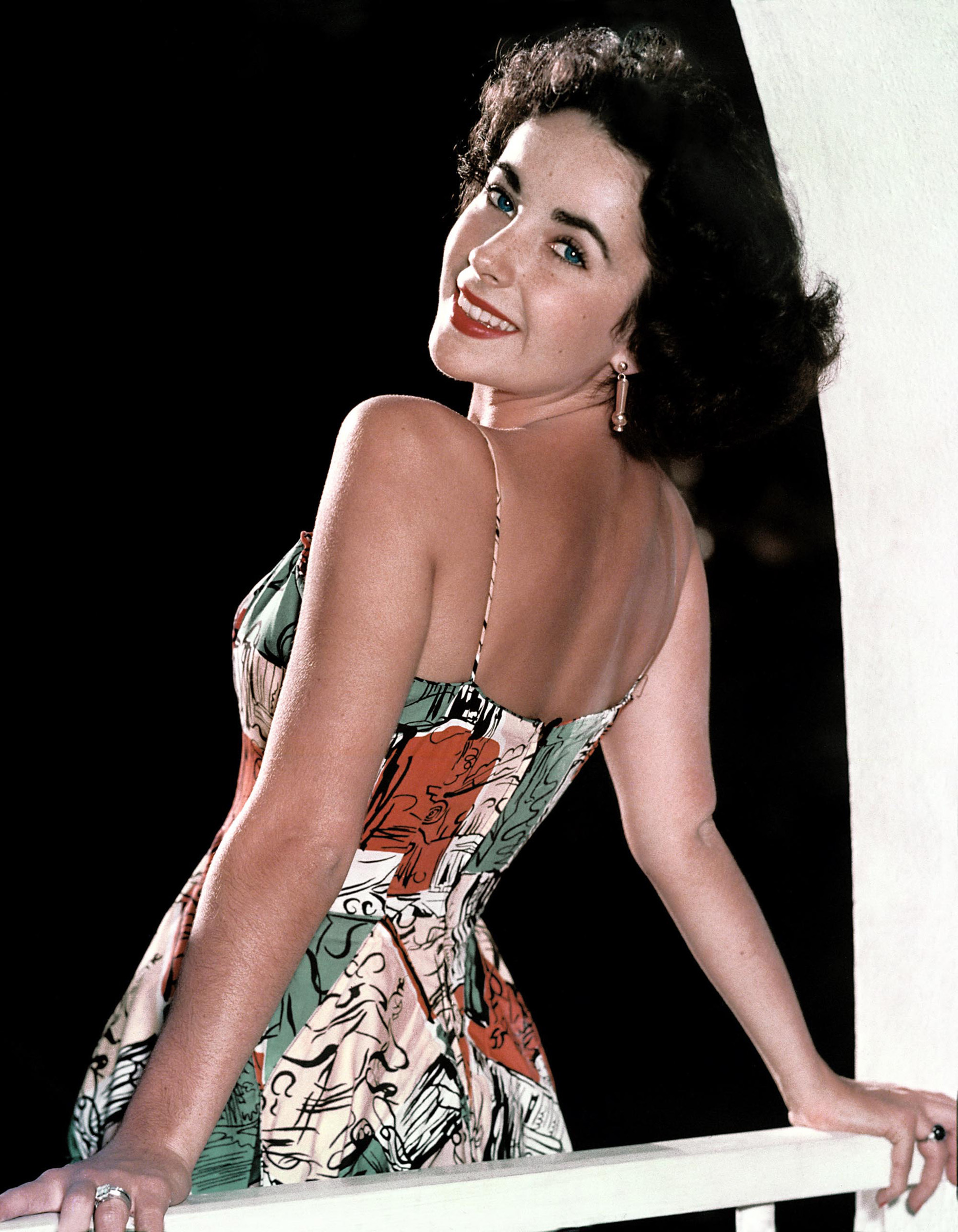 Elizabeth Taylor Android Wallpapers