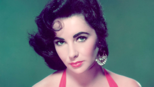 Elizabeth Taylor Hd Wallpaper