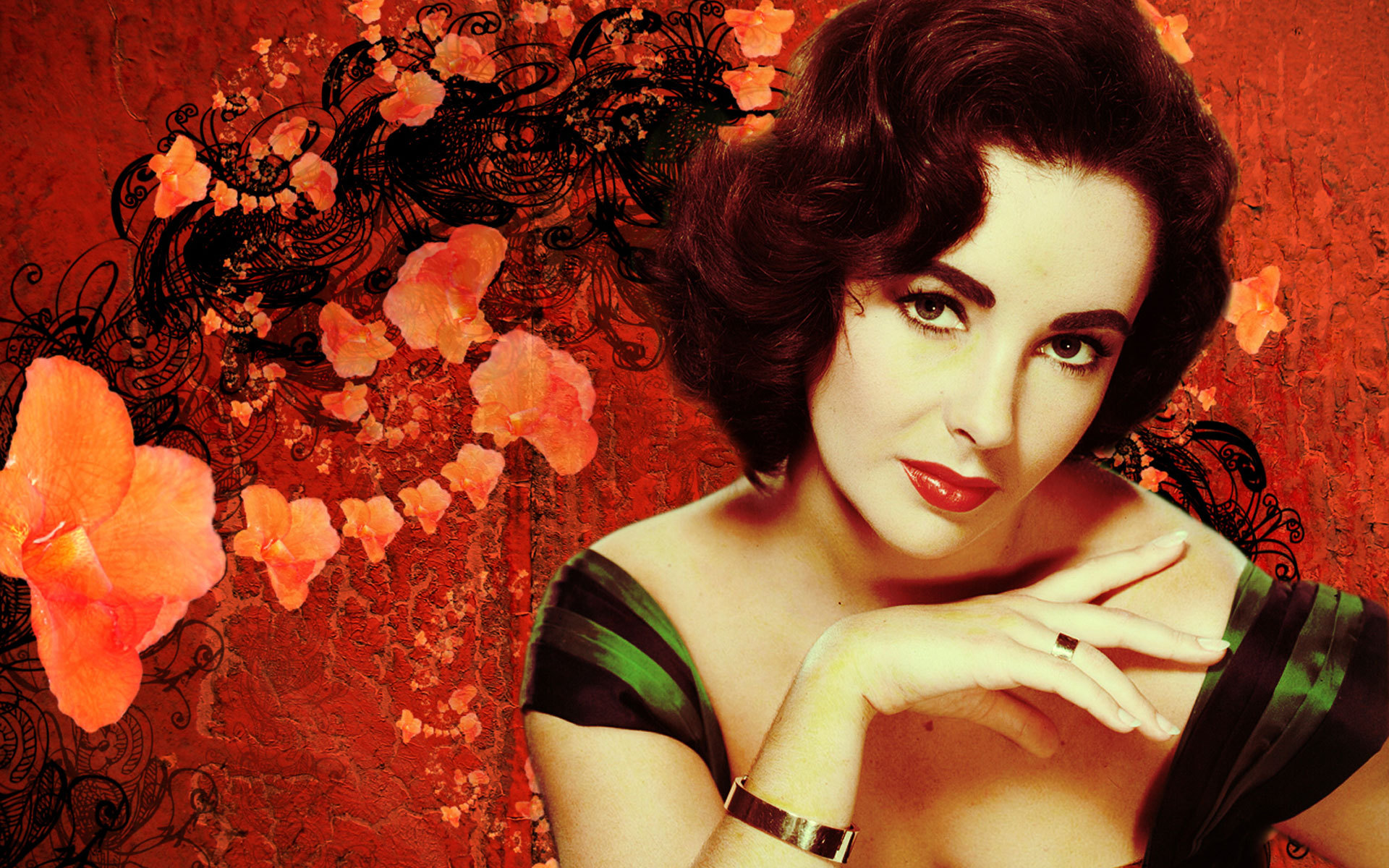 Elizabeth Taylor Wallpapers