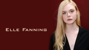 Elle Fanning Hd Wallpaper