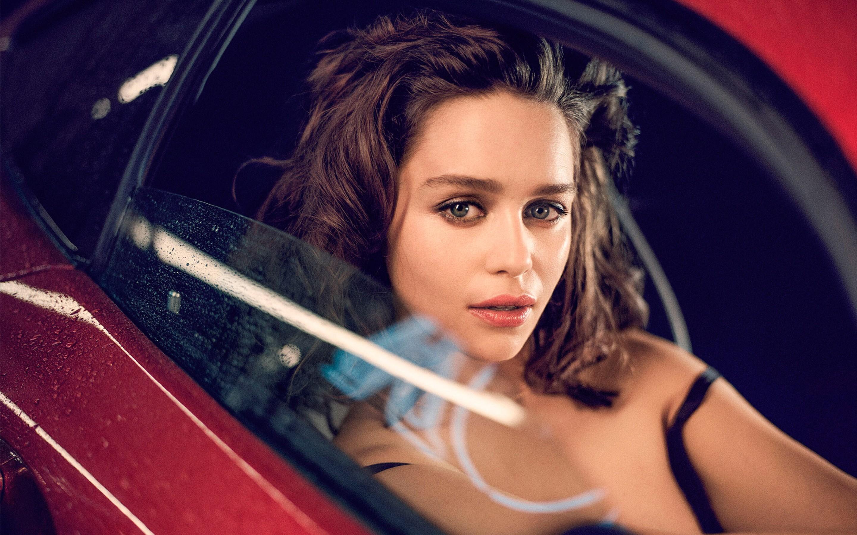 Emilia Clarke Hd Desktop