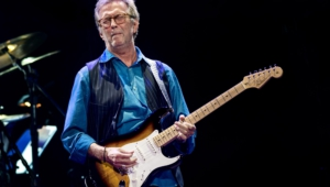 Eric Clapton Background