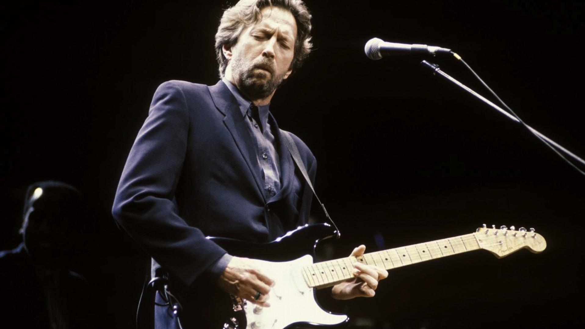Eric Clapton Hd Wallpaper