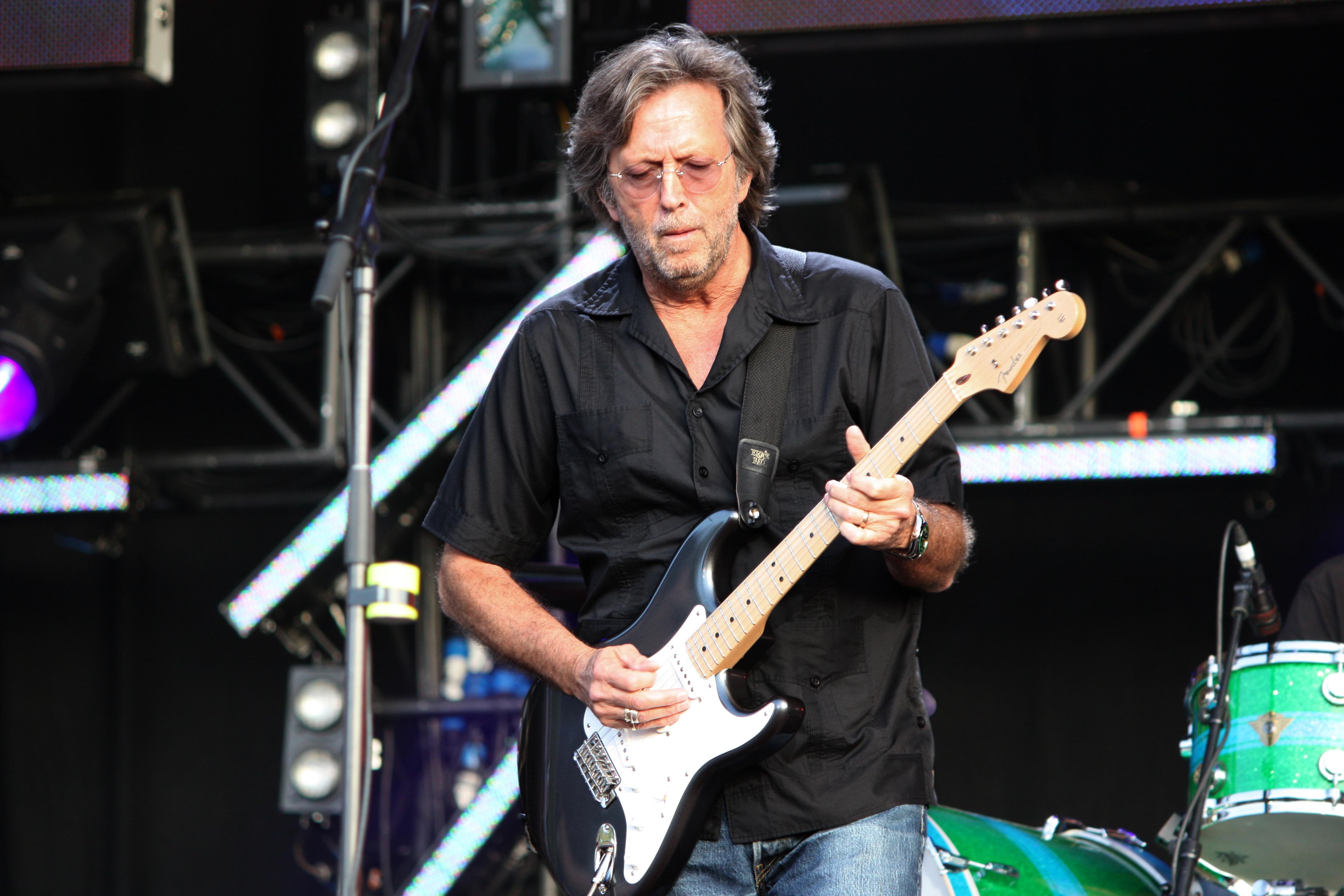 Eric Clapton High Definition