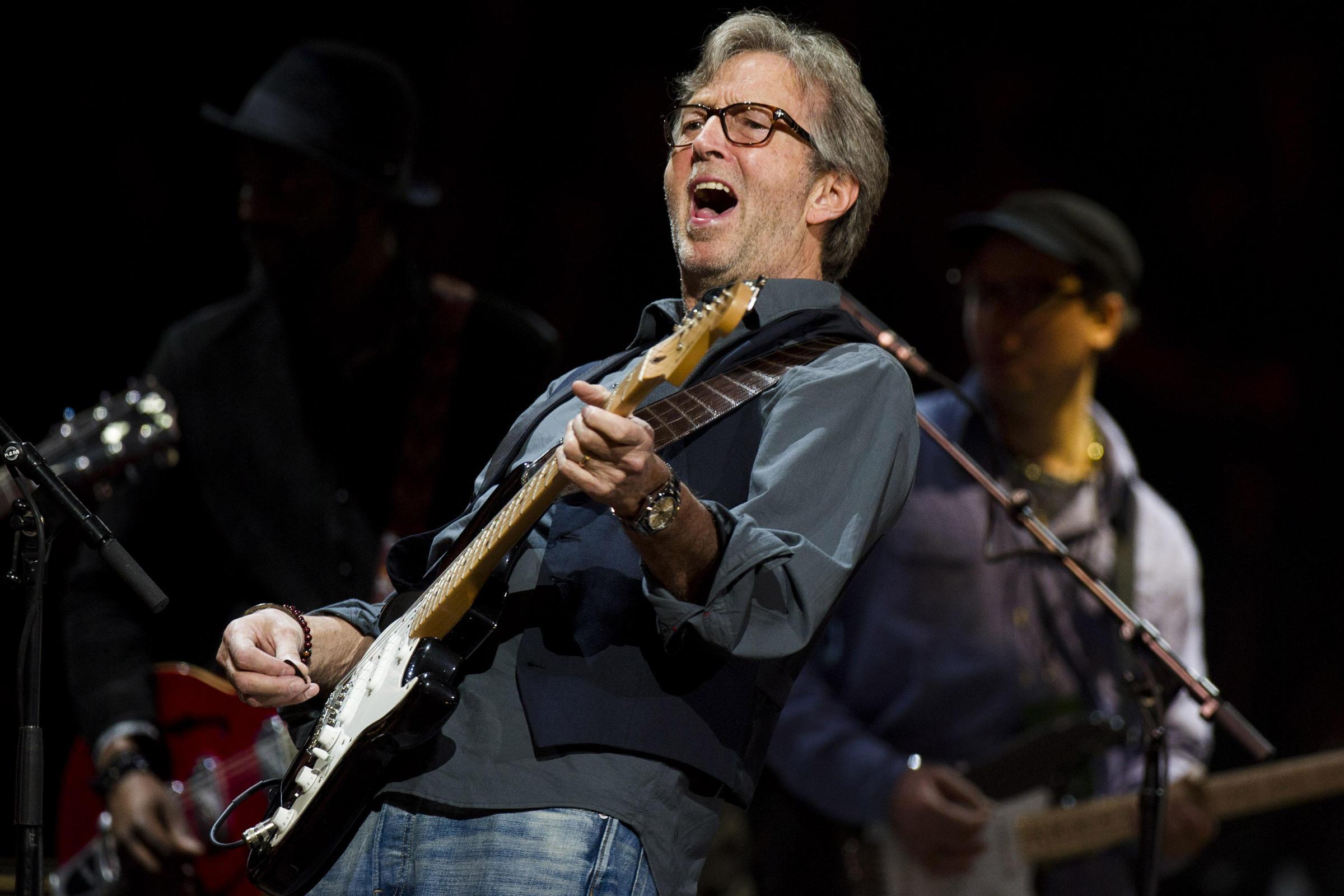 Eric Clapton Images