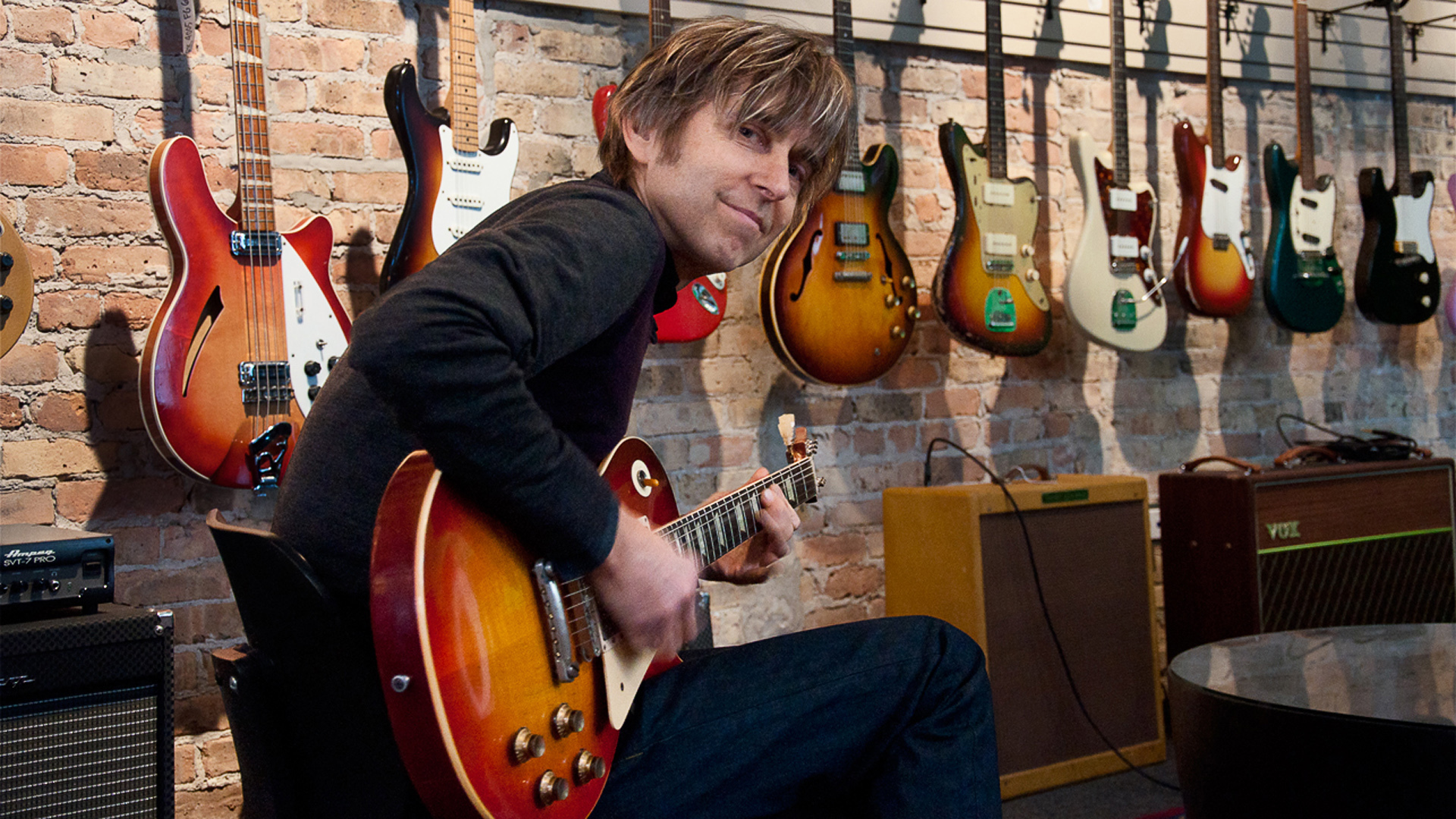 Eric Johnson High Definition Wallpapers