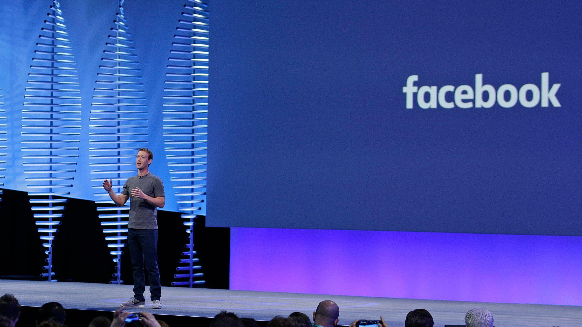 Facebook Widescreen