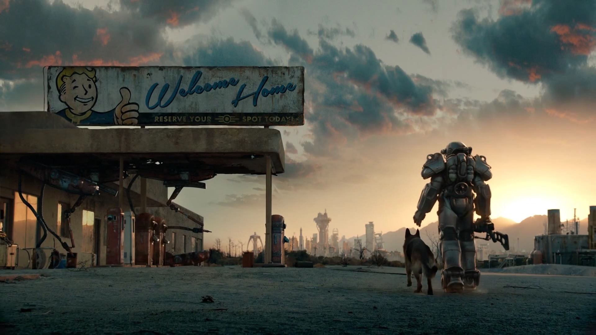 Fallout 4 Wallpapers And Backgrounds