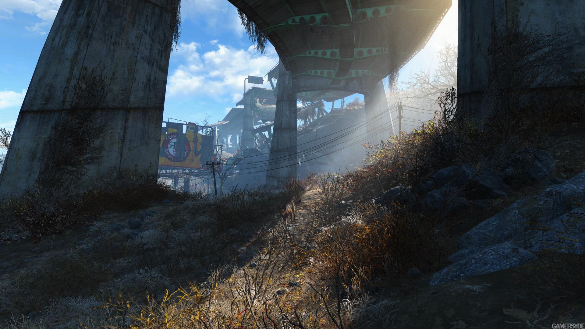 Fallout 4 Widescreen