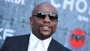 Floyd Mayweather Jr Hairstyle