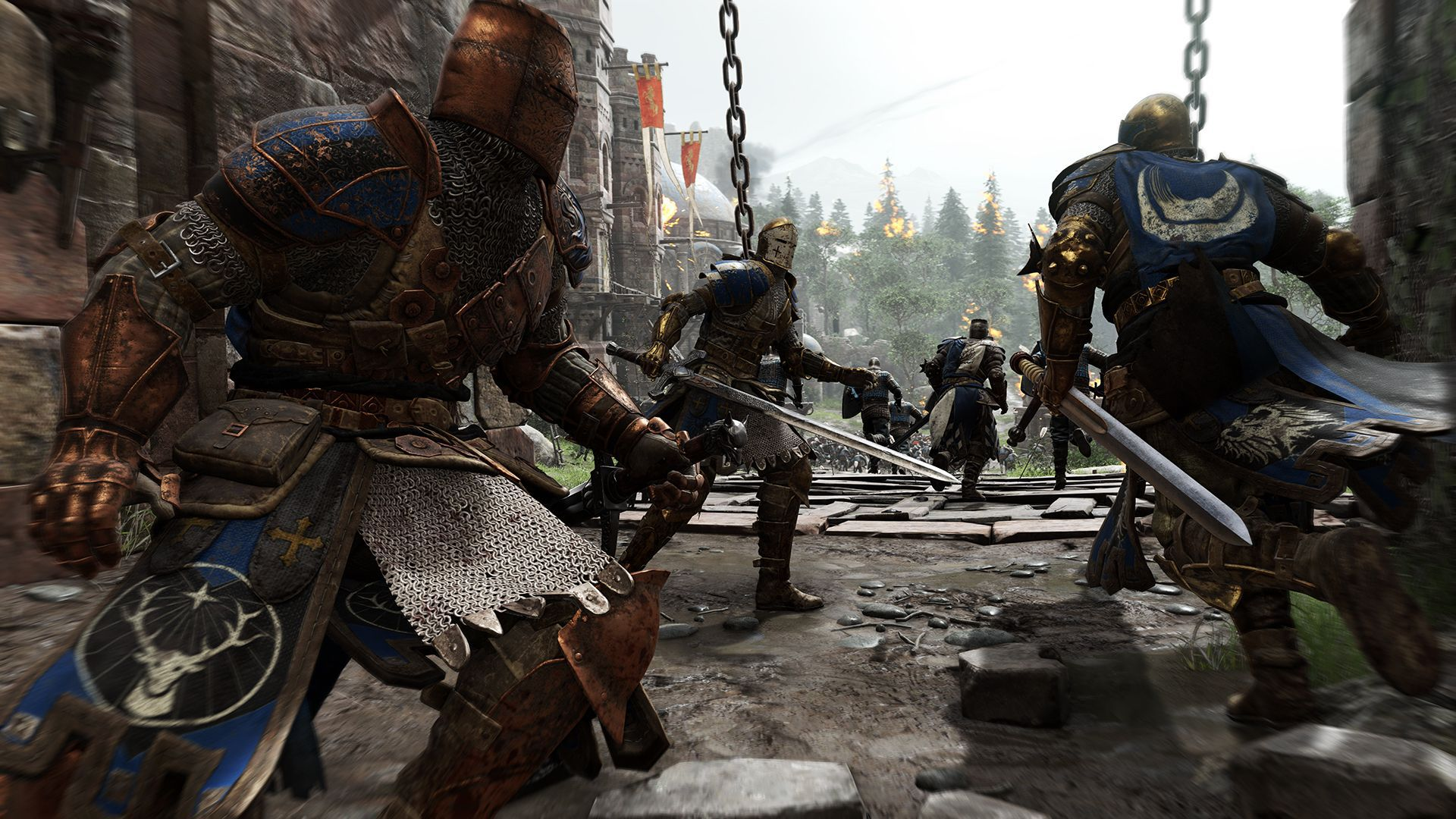 For Honor Wallpapers Hd
