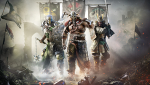 For Honor Widescreen