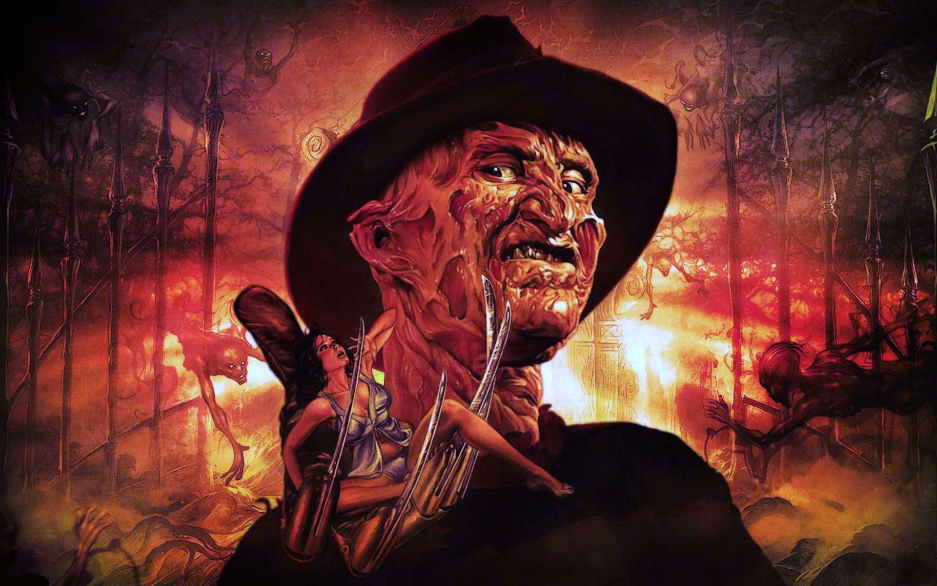 Freddy Krueger Wallpapers