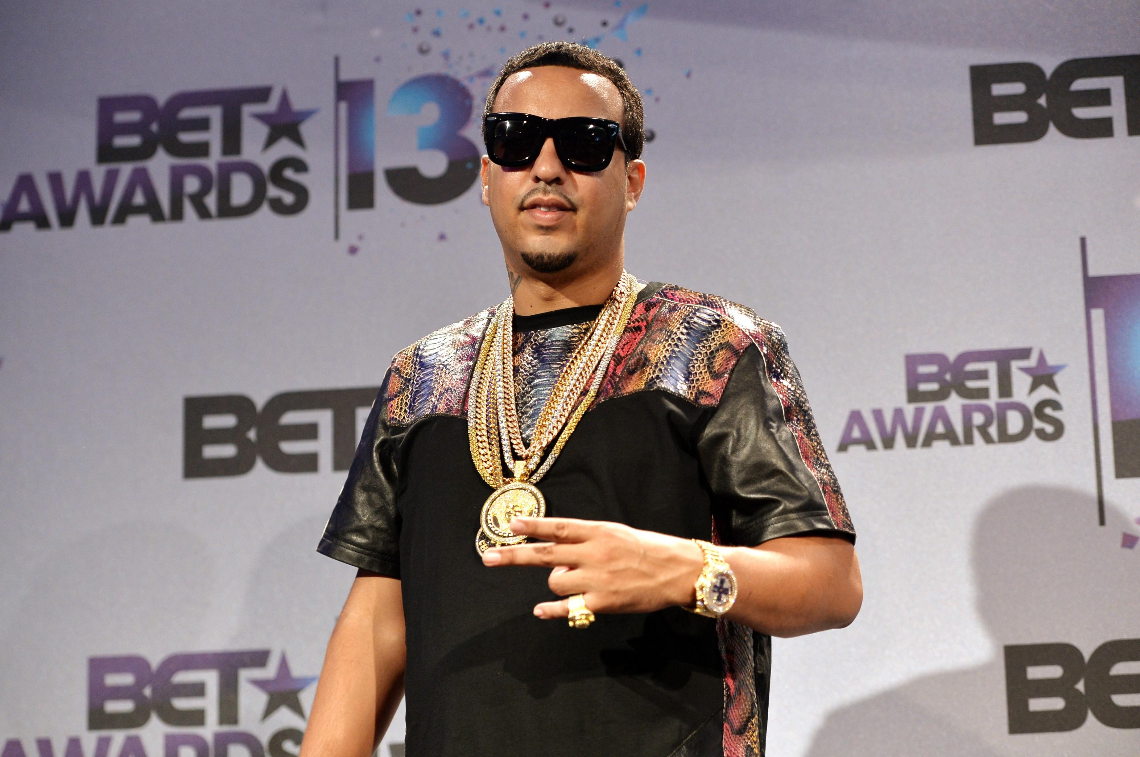 French Montana High Definition Wallpapers