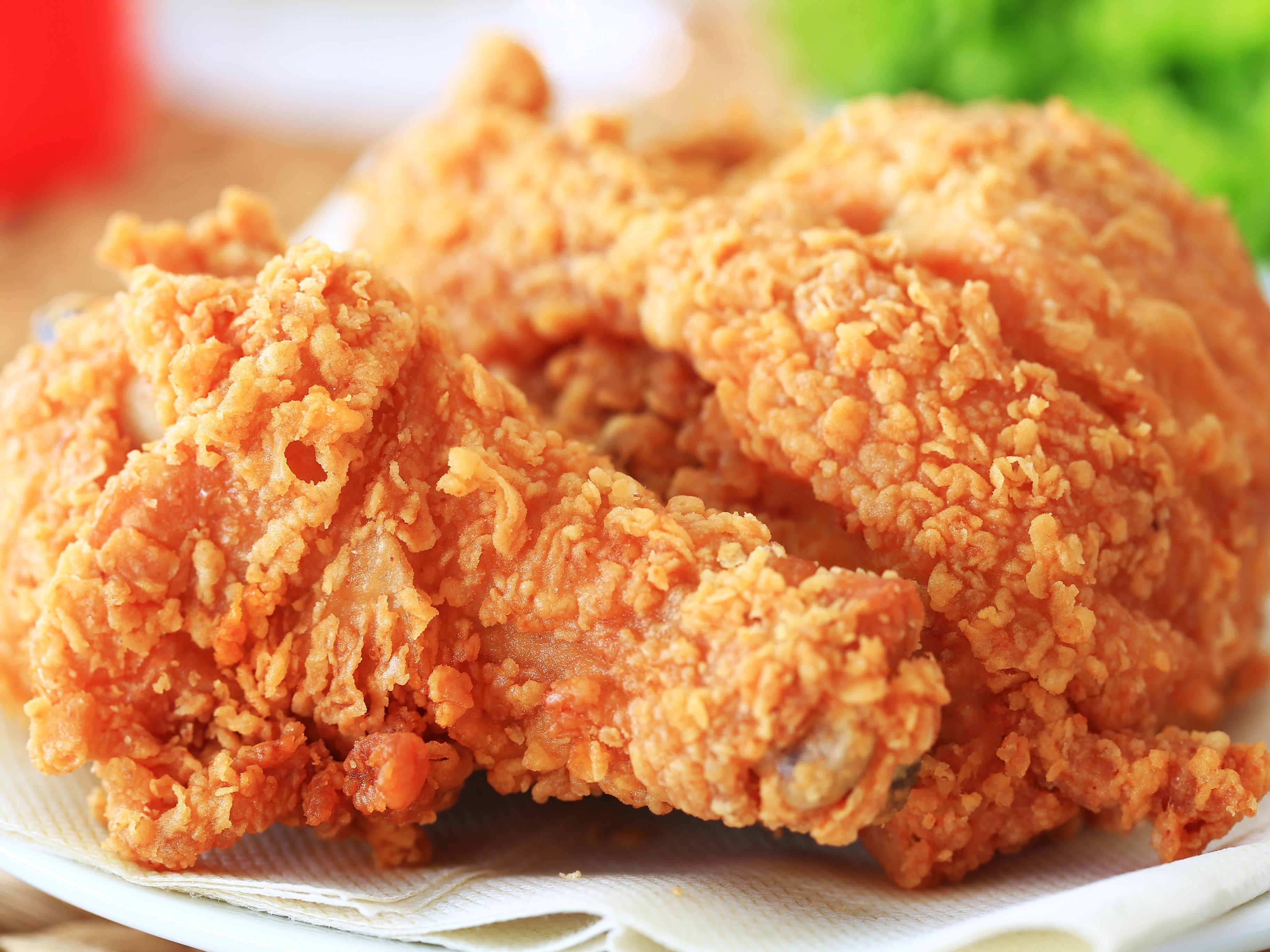 Fried Chicken Desktop