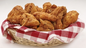 Fried Chicken Hd