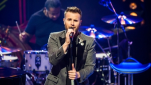 Gary Barlow Hd Background