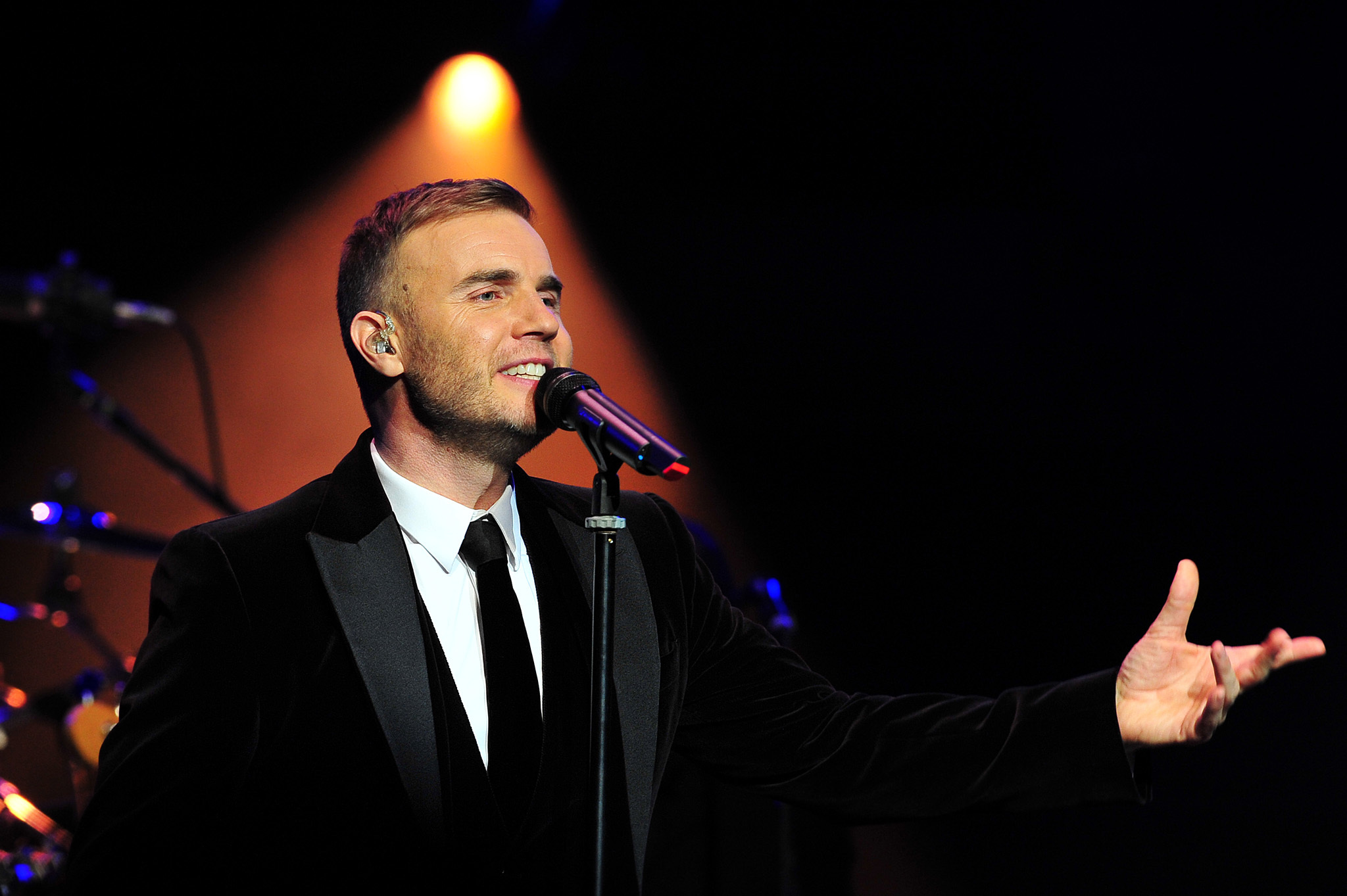 Gary Barlow High Definition Wallpapers
