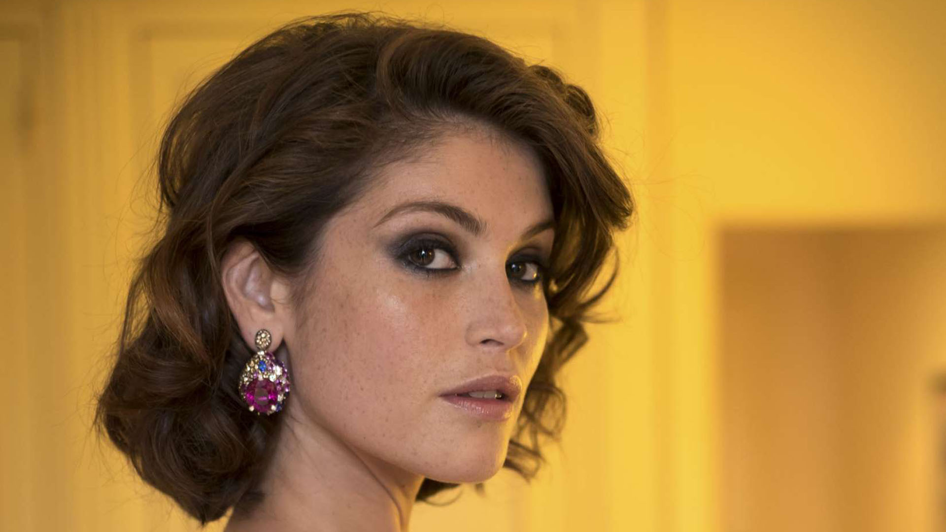 Gemma Arterton Computer Wallpaper