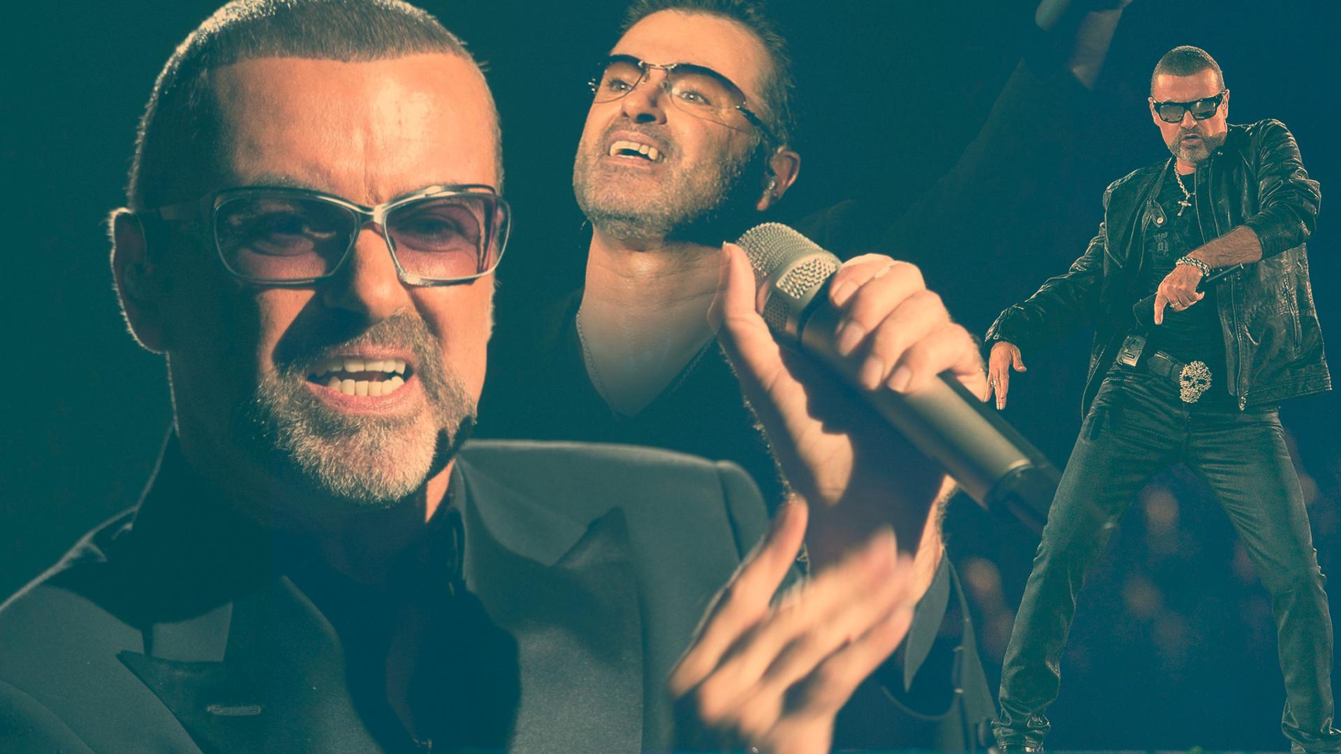 George Michael Hd Background