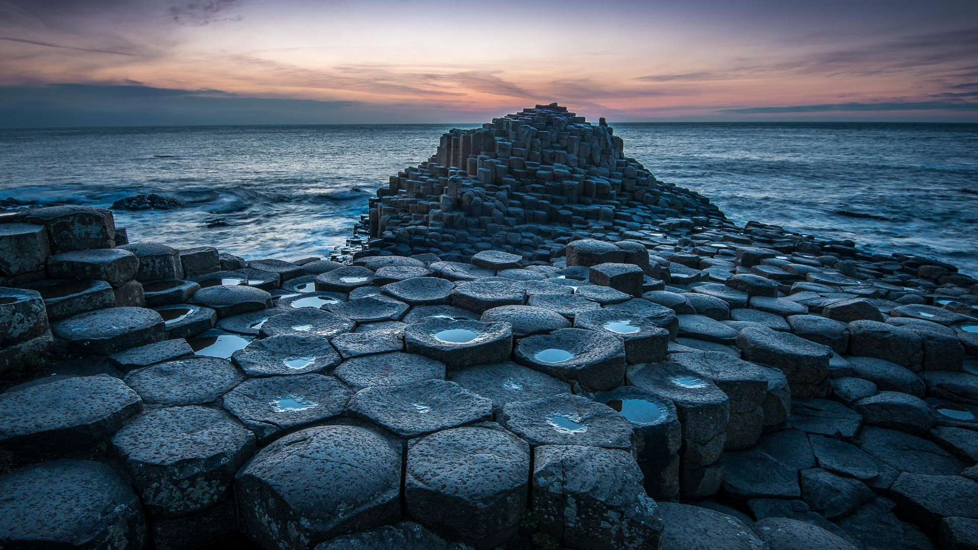 Giants Causeway High Definition Wallpapers
