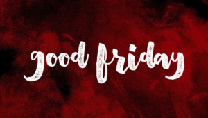 Good Friday Hd Background