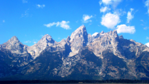 Grand Tetons Computer Backgrounds
