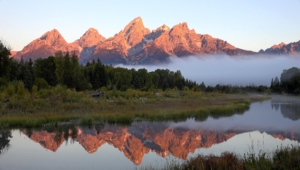 Grand Tetons Desktop