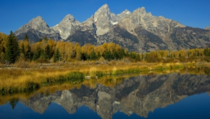 Grand Tetons Hd Background