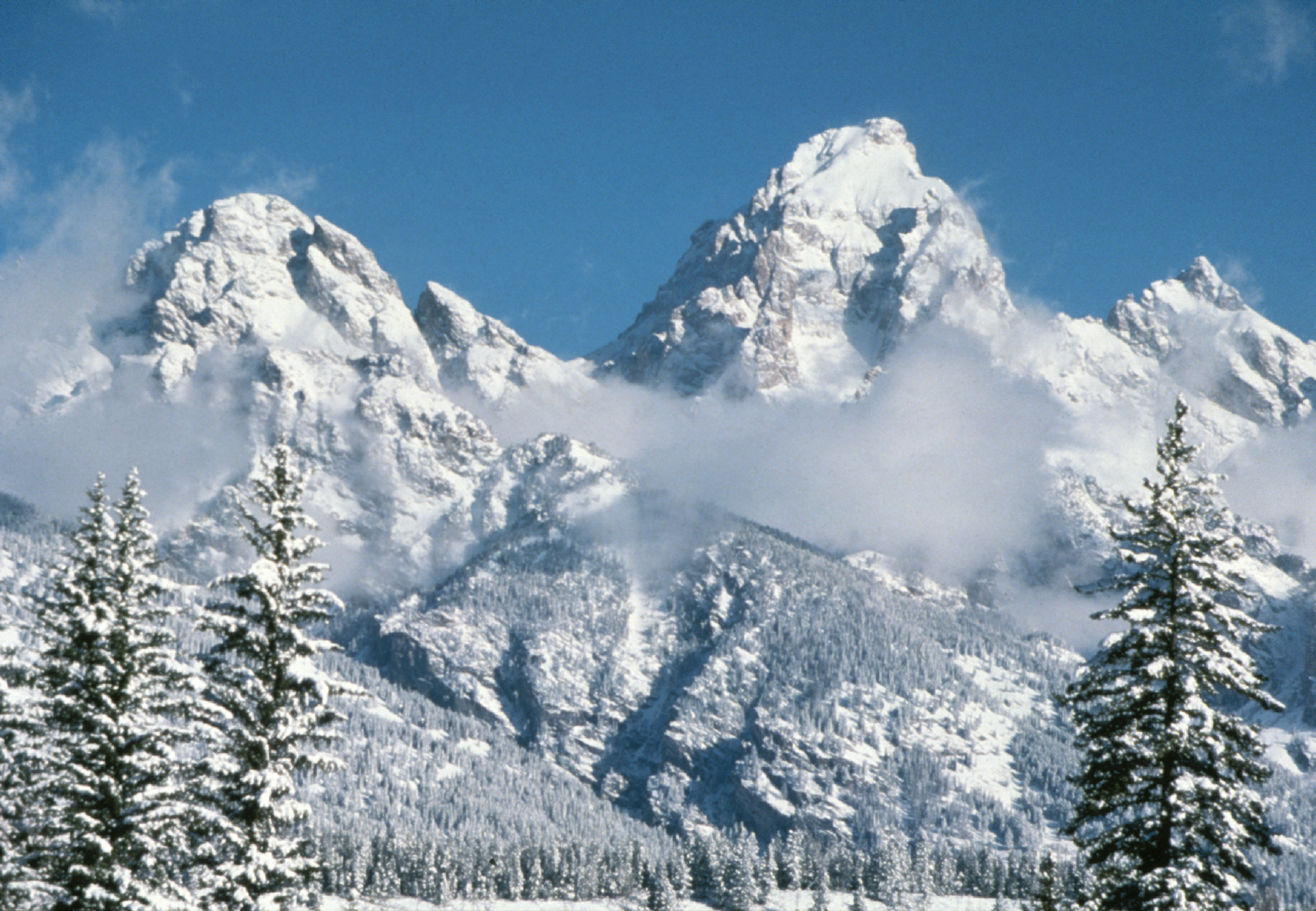 Grand Tetons Hd Desktop