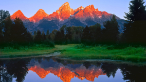 Grand Tetons High Definition Wallpapers