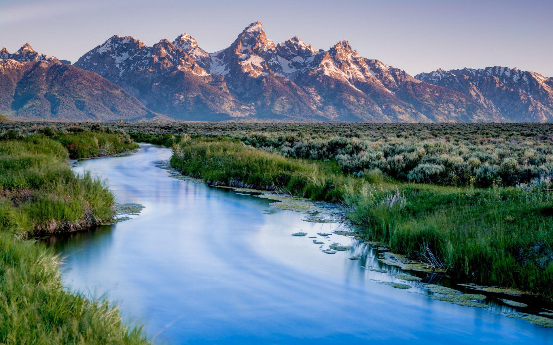 Grand Tetons High Quality Wallpapers