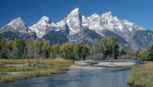 Grand Tetons Full Hd