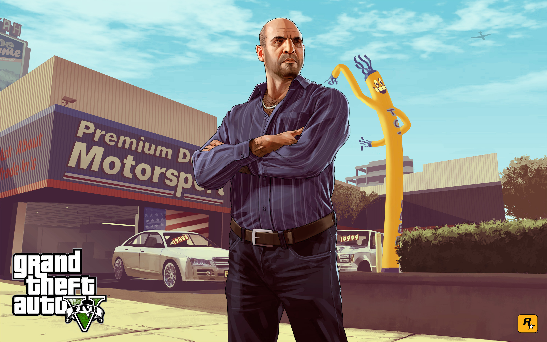 Grand Theft Auto Online Background