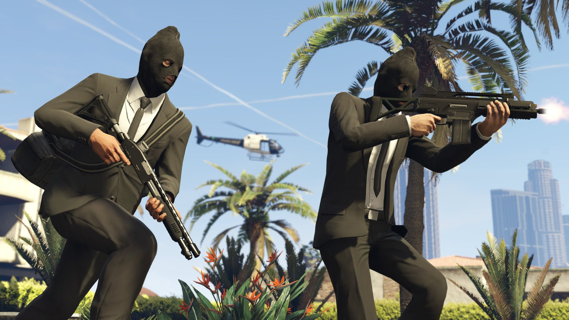 Grand Theft Auto Online High Quality Wallpapers