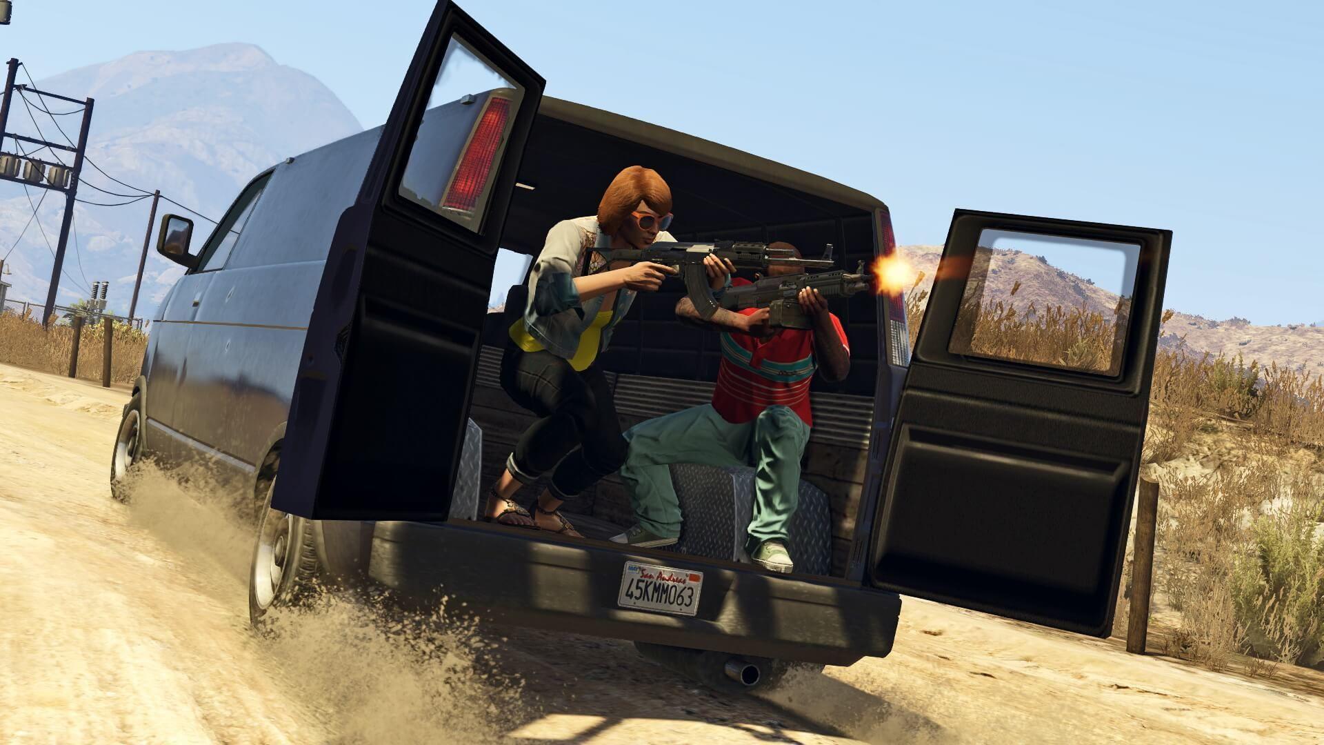 Grand Theft Auto Online Photos