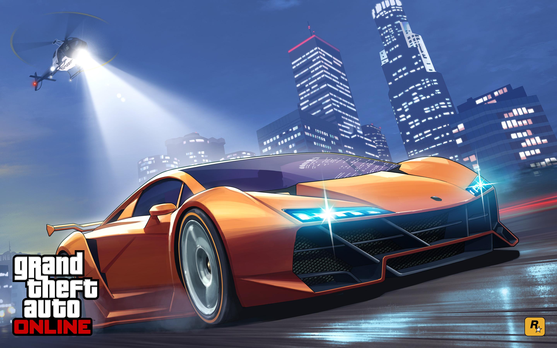 Grand Theft Auto Online Wallpaper