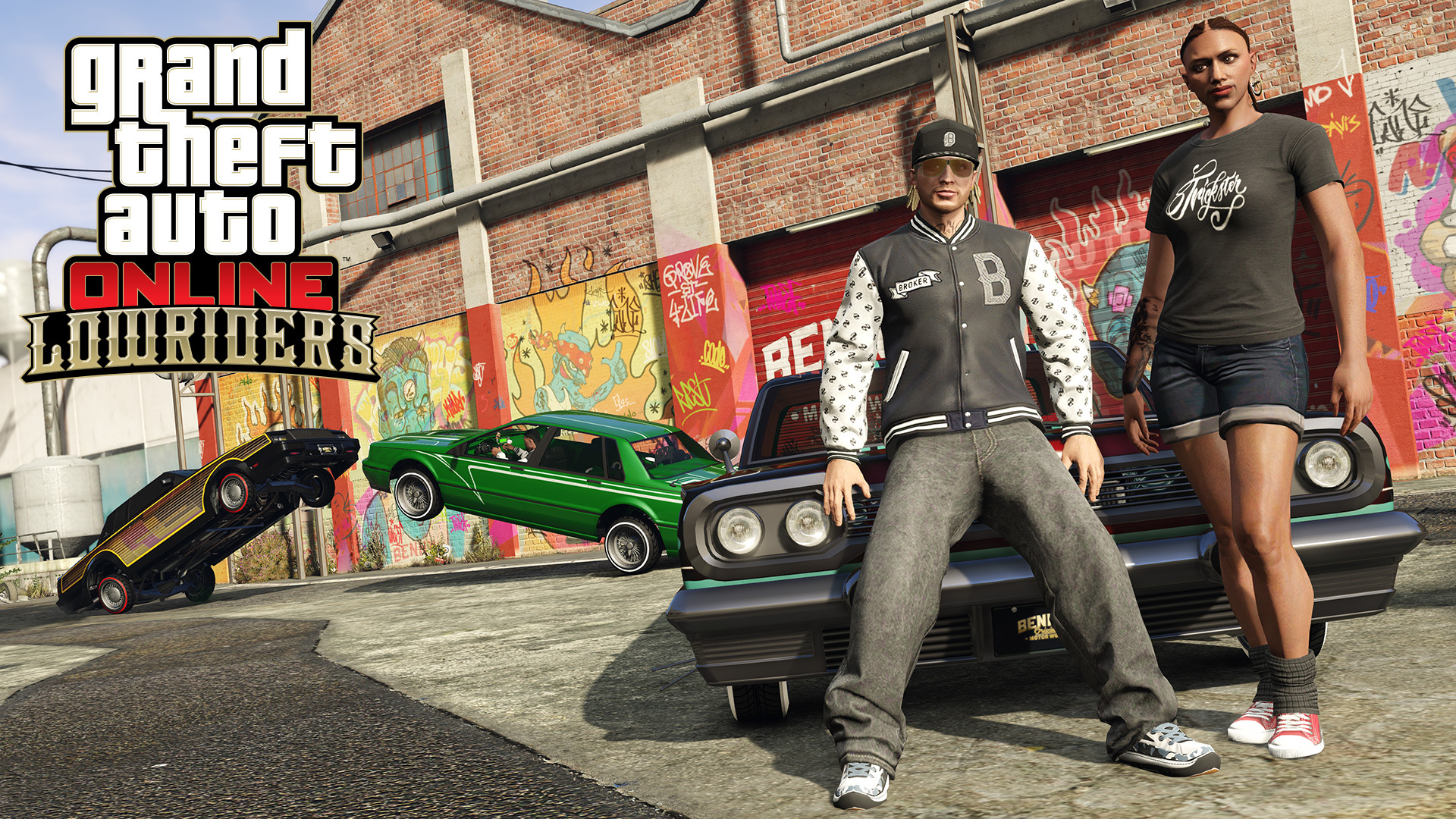 Grand Theft Auto Online For Desktop