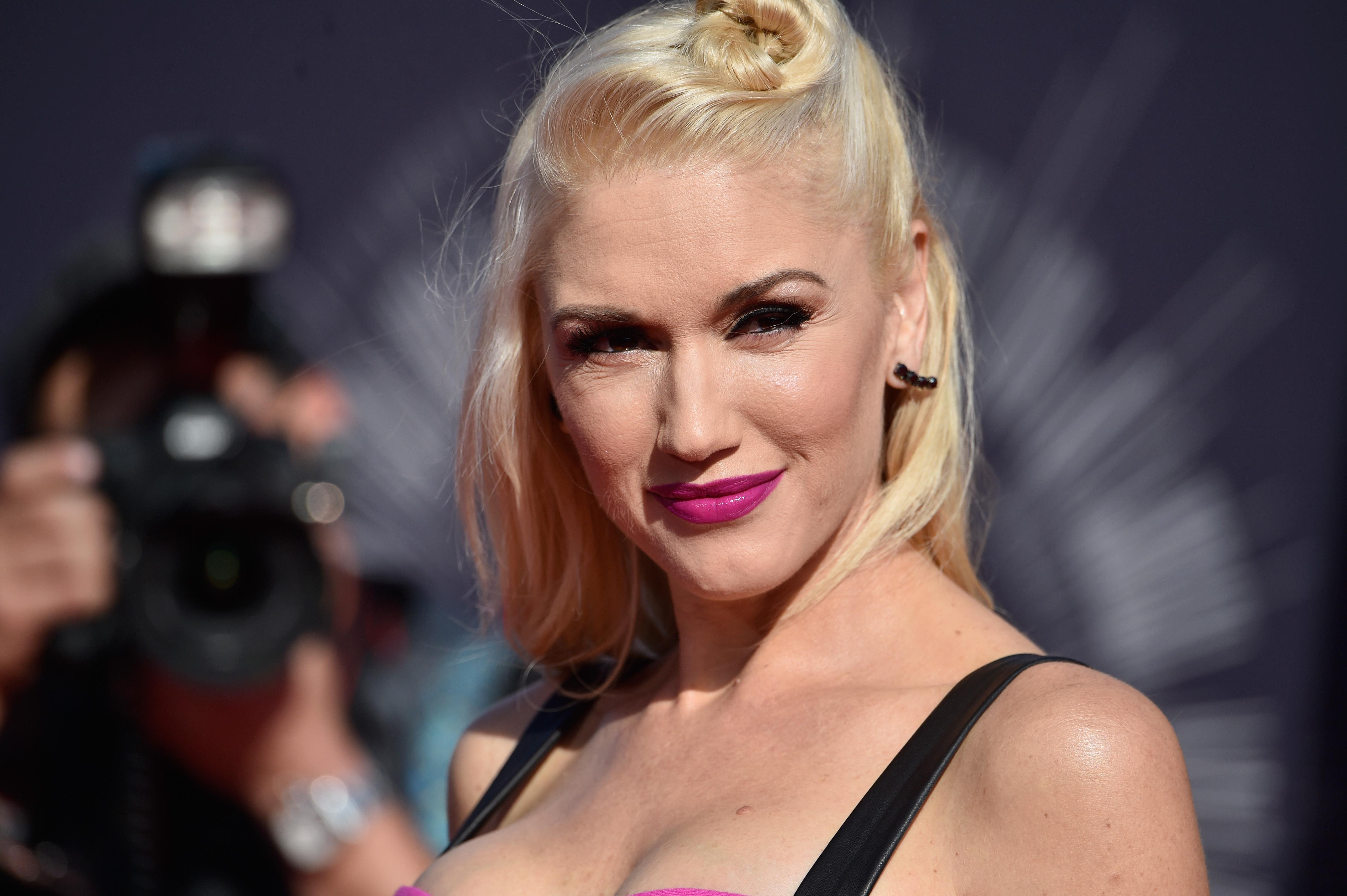 Gwen Stefani Hd Background